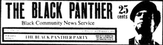 Black Panther Party Community Service 69