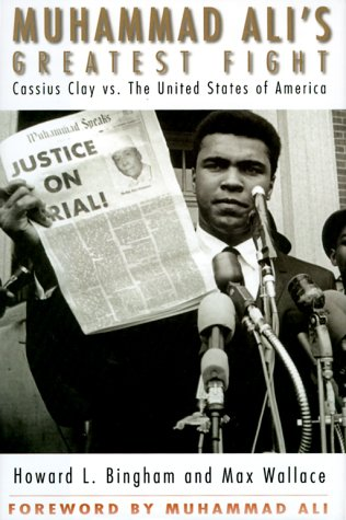a review of the thesis titled muhammad ali refuses army induction Muhammad ali war protest [name of the institution abstract this paper aims to discuss the historical issue of muhammad ali's (cassius clay) refusal for induction into the us army on account of religious and political reasons.